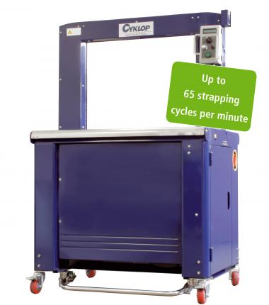 Omsnoeringsmachine Ampag Speed Front